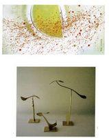 画廊4周年企画 日本画と彫刻展 画像1