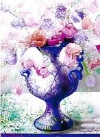 第6回 −−花たちよ−−池田洋子 洋画展 画像1