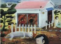 高柳 明 個展  「シルベスター」 画像1