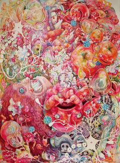 【画廊企画】桂典子 -うねり- 【gallery1・2】 画像1