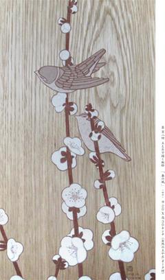 土と石で描く板絵 福井安紀展 画像1