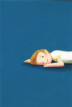 としなりゆき個展 「その新しい青い空には」 画像1
