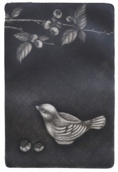 森田美惠子 銅版画展(ギャラリー1) 画像1