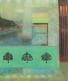 【企画】安藤 由利 個展「Tree pattern guard fence etc.」(ギャラリー2) 画像1