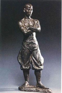 佐山道知 彫刻展 画像1